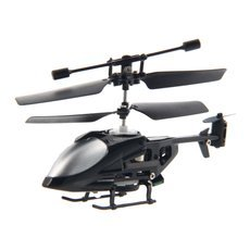 QS QS5012 2 Channel Infrared Semi-micro RC Helicopter Black