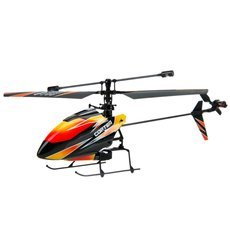 New Wltoys V911 4 Channel 2.4GHz Single Blade RC Helicopter with Gyro BNF Orange