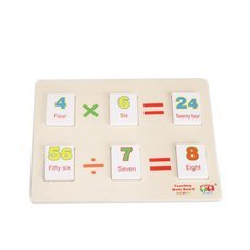 Mathematical Computation Dominoes from 1 To 100 Toddler Educational Toy