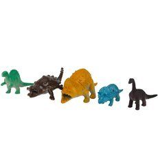 Toys Dinosaur Models Hard Body Collection of Emulated Dinosaur