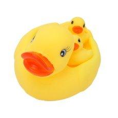 Classical Bath Toys Duck Quack-quack-quack