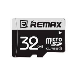 Remax High Speed Class 10 32GB Micro SD / TF Card Flash Memory Card for Phone/Tablet/Camera Black