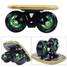 1 Pair SKATING HB012 Freeline Skates with High Elastic Wheels #3