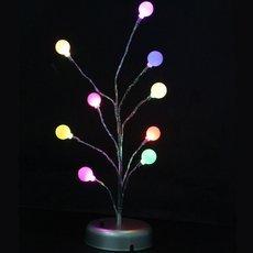 Colorful LED Light Fantasy Bead Nightlight Lamp