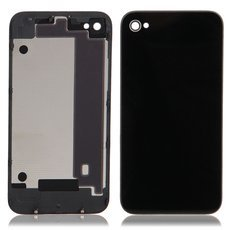 Back Cover Housing Case for iPhone 4 GSM Version Black