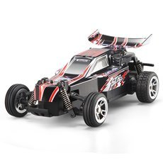 Wltoys L333 1/24 2.4G F1 Speed Radio Remote Control Buggy Car Off Road 25kmh Red & Black