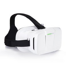 "BOBOVR Z2 Virtual Reality VR 3D BOX Glasses for 4""-6"" Smartphone White"