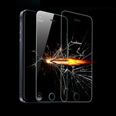 0.33mm Premium Tempered Glass Screen Protector for iPhone 5/5S/SE/5C Transparent