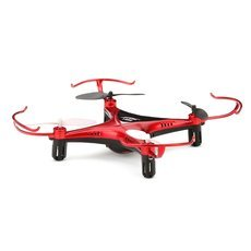 JJRC H22 2.4G 6-Axis Gyro 3D Flip 180° Rolling Double-Sided Inverted Fly Mini RC Quadcopter (Mode 2) Red