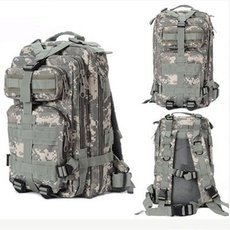 3P Outdoor Sport Camping Hiking Trekking Bag Military Tactical Rucksacks Backpack ACU Camouflage