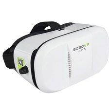 BOBOVR Z3 Virtual Reality VR Headmount Helmet 3D Glasses for Smartphone White