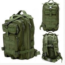 3P The Rucksack March Outdoor Tactical Backpack Shoulders Bag Army Green