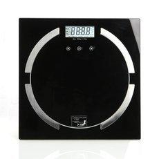 180Kg 396LB Digital BIA Fat Monitor Scale Body Mass Index BMI/Fat/Water/Bone/CAL/Weight (10 Users) HJ-BF003A