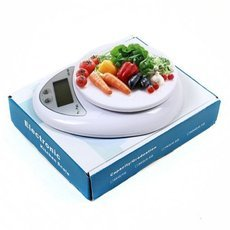 NEW 5000g/1g 5KG LCD Digital Kitchen Food Diet Postal Scale Weight Balance