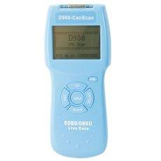 D900 SANSCAN OBD2 II Live PCM Data Code Reader Scanner