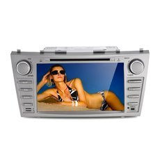 8Inch 2 DIN In-Dash Car DVD Player for Toyota Camry 2007-2011 with GPS,BT,IPOD,RDS,FM,Touch Screen,America Map