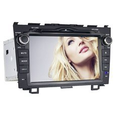 "8"" 2 Din In-Dash Car DVD Player for Honda CRV 2008-2012 with GPS,BT,IPOD,RDS,FM,Analog TV,Touch Screen,America Map"