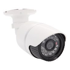 1/4'' CMOS 1.0MP 720P P2P Outdoor Waterproof Network IP Camera NTSC