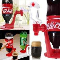 Soda Dispense Gadget Fizz Drinking Saver Dispenser Water Coke Party Machine Tool