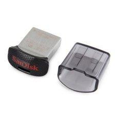 Sandisk Ultra Fit CZ43 High Capacity 130MB/s USB3.0 Memory Flash Drive Disk for Desktop Laptop 16GB