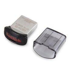 Sandisk Ultra Fit CZ43 High Capacity 130MB/s USB3.0 Memory Flash Drive Disk for Desktop Laptop 64GB