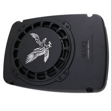 """8"""" Ultra Slim Car Active Subwoofer Bass Speaker Black"""