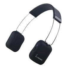 VEGGIEG V6200 Wireless Bluetooth V4.0 Stretch Headphones Black