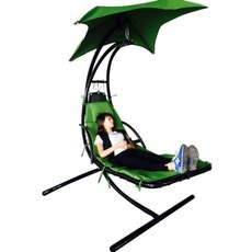 Fantasy Sweet High-strength Hanging Seat Cacolet Green