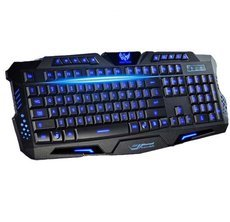 PC Laptop LED Backlight Flyingcolors Mechanical Touch Gaming Advanced Keyboard