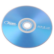 5Pcs New Blank Recordable Printable DVD-R DVDR Blank Disc Disk 8X Media 4.7GB