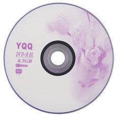 5Pcs New Blank Recordable Printable DVD R DVDR Blank Disc Disk 8X Media 8.5GB