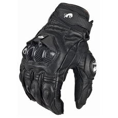 Cool motorcycle gloves moto racing gloves knight leather ride bike driving