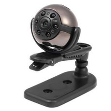 SQ9 Mini DV Camera Full HD 1080P Car DVR IR Night Vision Black